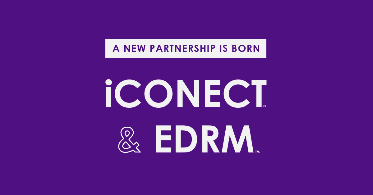 EDRM PR Template LinkedIn