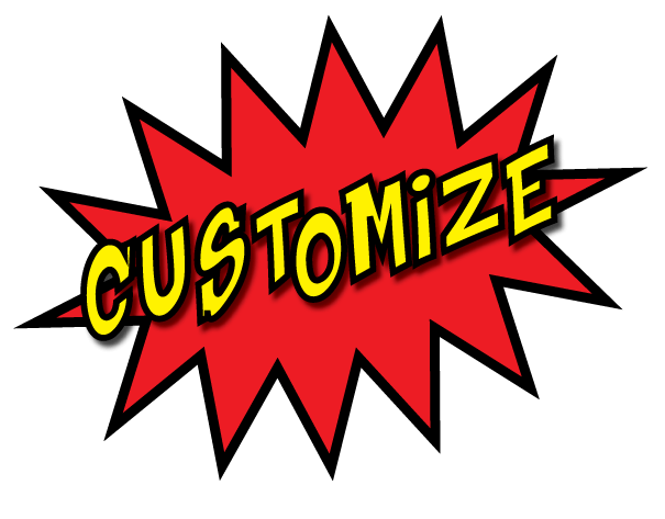 CustomizePow